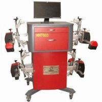 China Bluetooth Four-wheel Alignment with 1GB Memory and 12 to 20-inch Rim Diameter on sale