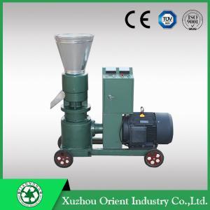 220V Single Phase/Diesel Engine Wood Pellet Mill Manufactures