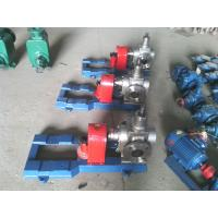 factory price for oil pump gear pump 2018 new pump set with diesel engine or electric motor Manufactures