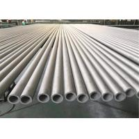 China DN1/4 Schedule 80 Duplex Stainless Steel Round Tube 2507 Cold Drawn on sale