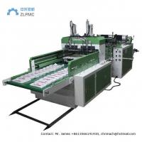 Full automatic high speed t-shirt bag making machine Manufactures