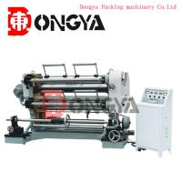 Microcomputer Controlled Automatic Cutting Machine , Flexo Label Printing Machine Manufactures