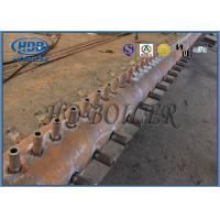 Carbon Steel High Efficient High Temperature Resistant Header For CFB Boiler Manufactures