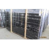 A Grade Polished Top Quality Silver Dragon Marble,Black Marble,Cheapest Marble from China Manufactures
