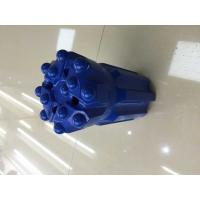 Button Drill Bits Thread R38 Spherical / Balistic Buttons Dia64-89mm Manufactures