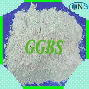 Ground Granulated Blast Furnace slag powder GGBS GGBFS instead of cement in concrete Manufactures