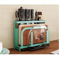 Green Color Kitchen Houseware Organizer Rust Resistance With Ensuring Strong Holding Manufactures