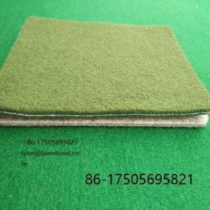 lawnbowl carpet  outdoor use lawnbowl carpet Manufactures