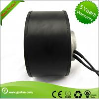 Buy cheap Air Purification Forward Curved Centrifugal Fan Blower , DC Input High Pressure Centrifugal Fan from wholesalers