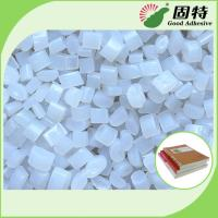 Environmental Book Binding Adhesive Glue , Hot Melt Glue Pellets In White Manufactures