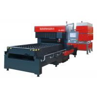 China Plywood Die Board Laser Cutting Machine With 1250X2500 Mm CNC Table Size on sale