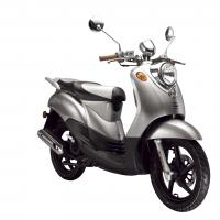 EEC DOT EPA 50cc Gas 2-stroke 4-stroke  single-cylinder air-cooled Scooter Large turtle125 Manufactures