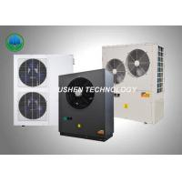 17 Kw Home Air Source Heat Pump Air Conditioning Equipment Side Air Blow Manufactures