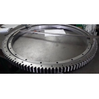 China Double Row Dia 10000mm Cross Roller Slewing Bearing on sale