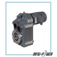 F Series Parallel Shaft Helical Gear Motor Manufactures