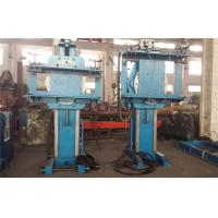 Heavy Duty Pipe Welding Positioner With Motorized Travel Bogie Manufactures