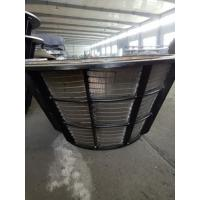 Stainless Steel Centrifugal Sieve Wedge Wire Basket For Mining / Aggregate Industry Manufactures
