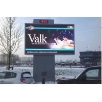 China Single Digit Panel Module Pop Full Color Led Message Board P5 P6 P8 P10 RGB  3 In 1 on sale