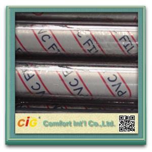 China Car Cover PVC Transparent Film Plain Flame Retardant 0.07 - 3.0mm on sale