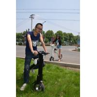 China Adults Folding Mobility Scooters Black 28kms / H Electric Foldable Scooter on sale