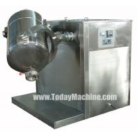 industrial double cone blender mixing machine for dry spice powder Manufactures