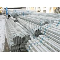 """25"""" 20"""" Galvanized Seamless Steel Pipe Anti Corrosion WIth Grade B Manufactures"""