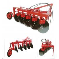 1LY(SX) series boron steel 3 point hydraulic reversible turning disc plough with 660mm disc diameter Manufactures