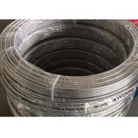 304 Stainless Steel Condenser Coil With Smooth Surface Durable And Micro Manufactures