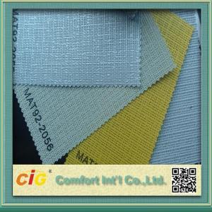 PVC Roller Blinds Home Decor Fabrics 200cm 250cm 280cm Width Manufactures