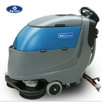 Battery Power Commercial Floor Scrubber Machine Cleaning Equipment For Propery Manufactures