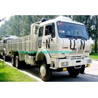 China NG80B V3 2638 Heavy Duty Lorry Fence Truck 6x6 With FAST Gearbox North Benz Brand on sale