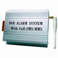GSM Home Alarm System with Photo-taking and Listen-in Manufactures