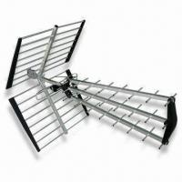 China 880W High Gain UHF Outdoor Digital Wideband Antenna with 30 Degrees Horizontal Beam Width on sale