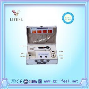 Skin analyzer connect the TV Skin analyzer machine Manufactures