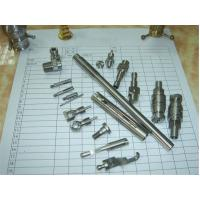Heat Treatment Steel Bar Stainless Steel Machined Parts for Furniture / Lighting Components Manufactures