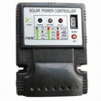 5A Solar Charge Controller with 12/24V Automatic Identify Manufactures
