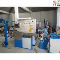 Precise Electric Wire Extrusion Machine Two Layer Or Color Insulated Cable Co - Extrusion Line Manufactures