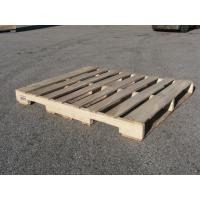 China euro wooden pallet rack with good quality and competitive price on sale