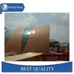 3mm Stone Color Aluminium Wall Panels Interior Wall Facade 100 - 6000mm Length Manufactures