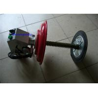 China High Durability Electric Grease Pump 420 - 470mm Tank Height 40L Drum on sale