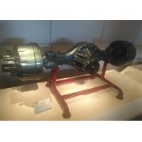 Heavy Duty Truck Rear Axle Assembly , AH71131500629 Sinotruk HOWO Truck Parts Manufactures