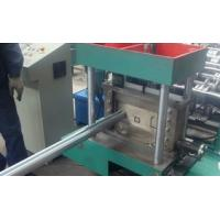 12 Stations 440V Metal Steel Stud Roll Forming Machine Mitsubishi PLC Controller Manufactures