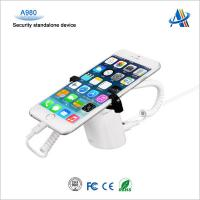 Anti-theft security alarm charging display stand with grippers A980 Manufactures