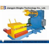 Hydraulic Uncoiler Machine with 3 KW Hydraulic Unit Power Manufactures