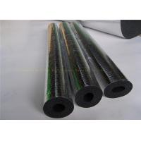 Quality Inner Dia 20mm Foam Insulation Material High Density Heat Reduce Rubber Pipe for sale