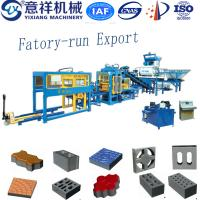 Automatic Hydroform Hollow and Solid Cement Brick Making Machine Manufactures