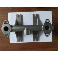 ISO stainless steel investment casting soluble wax raw casting machining Manufactures