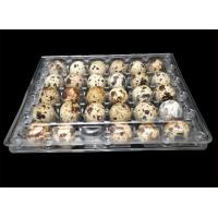 30 Cavities Quail Egg Packaging Trays 5x6 hole Range Manufactures