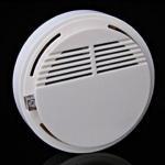 433MHz smoke alarm sensor for restaurant retail shop Security Safety Manufactures