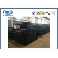 China Low Temperature Boiler Economizer H Finned Tube , Economiser In Steam Power Plant for sale